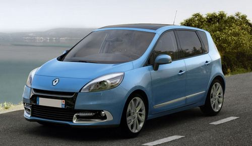 2009-'13 Renault scenic iii