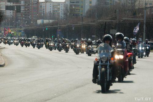 26 Апреля гаи минска займется мотоциклистами