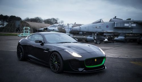 666-Сильный jaguar f-type от компании lister motor company