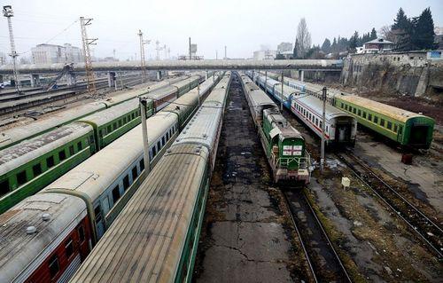 Абхазия заинтересована ввосстановлении ж/д сообщения вгрузию иармению— премьер - «транспорт»