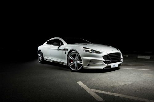Aston martin rapide s от ares performance