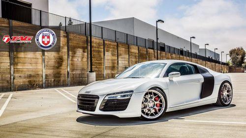Audi r8 v10 в тюнинге tag motorsports