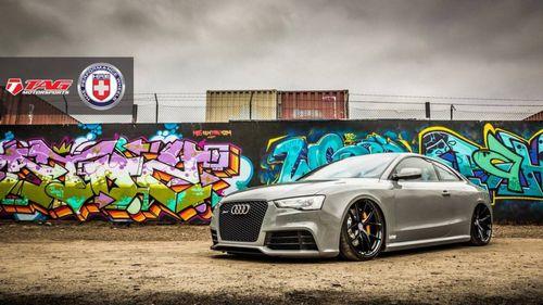 Audi rs5 coupe в тюнинге tag motorsport