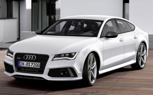 Audi rs7: максимум sportback'а
