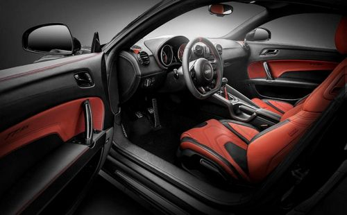Audi tt rs в исполнении carlex design