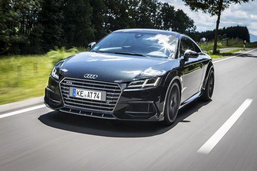 Audi tts от abt sportsline