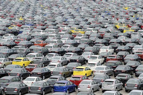 Автомобили двигает ум