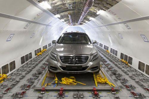 Автомобили s-класса могут начать собирать в россии