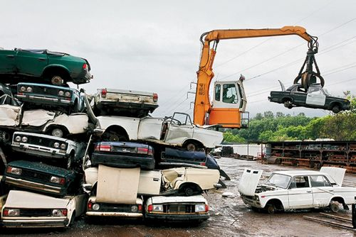 Автопроизводители «оплатят» утилизацию