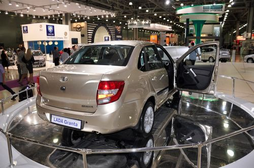 «Автоваз» не поставляет свою продукцию на украину с начала года