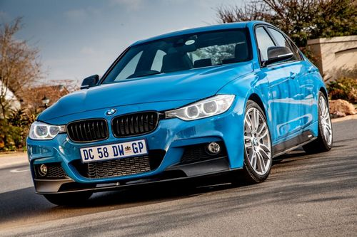 Bmw 3-series m performance edition – эксклюзив для африки