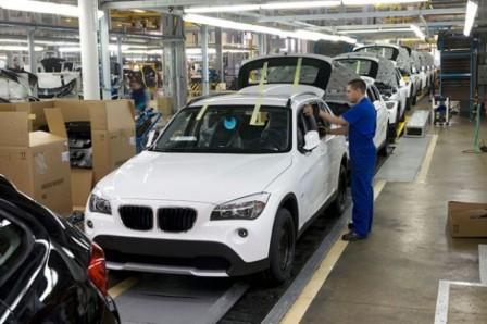 Bmw «изучает ситуацию нарынке» перед постройкой завода под калининградом - «транспорт»