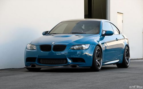 Bmw m3 (e92) в исполнении european auto source