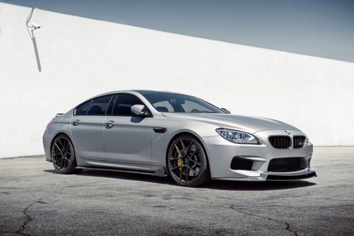Bmw m6 gran coupe в обвесе enlaes