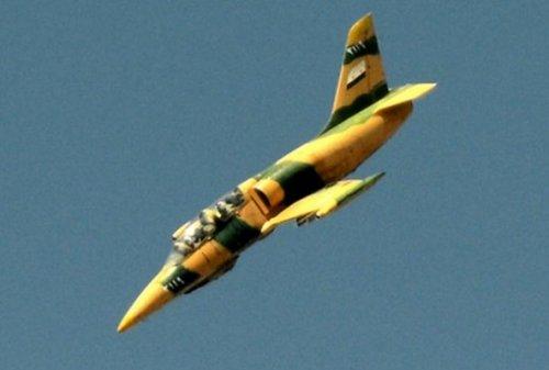 Боевики сбили самолет ввс сирии над хамой - «транспорт»