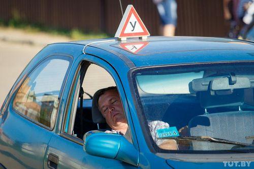C 26 апреля будущие водители будут сдавать на права по-новому