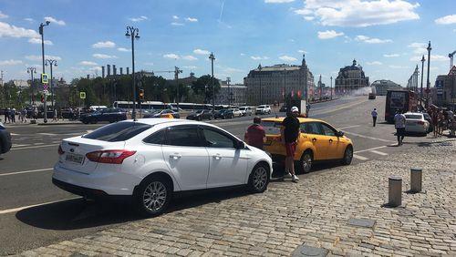 Что иностранные гости чм-2018 думают о таксистах в москве