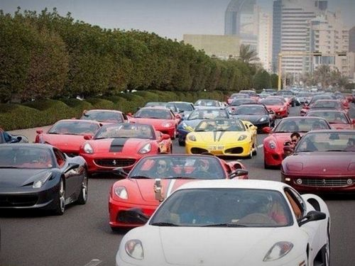 «Давайте оставим машины только богатым»