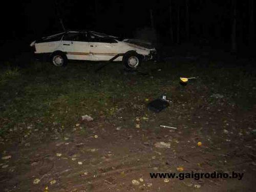 Дело пьяного водителя, совершившего дтп под деревней кваторы, передано в суд
