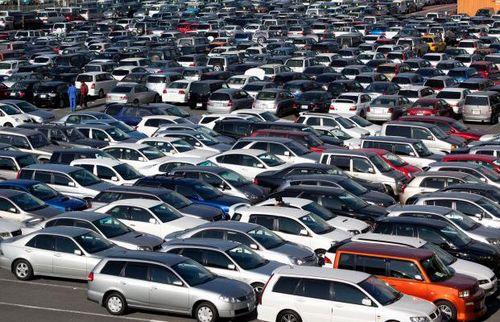 Депутаты предлагают отменить пошлины почти на все б/у автомобили