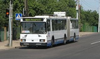 Для общественного транспорта в минске предлагают выделить отдельную полосу