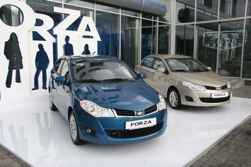 Доплачивать за покупку отечественных авто начнут в 2014 году
