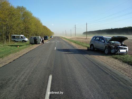 Дороги возле школ брестской области небезопасны