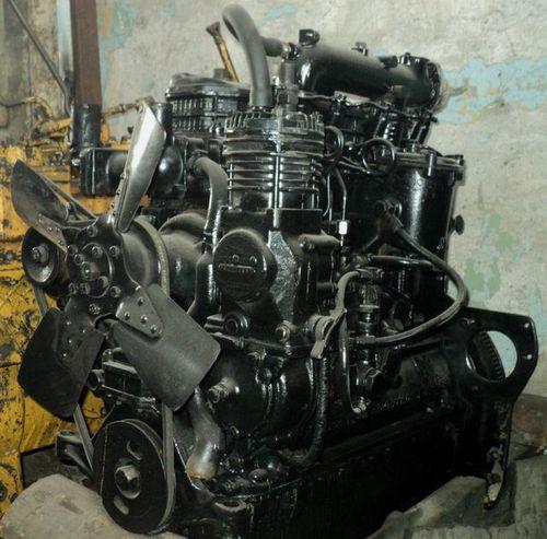 Двигатель д240