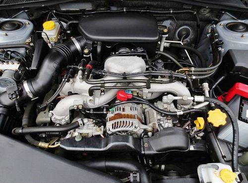 Двигатель ej20 — визитная карточка subaru