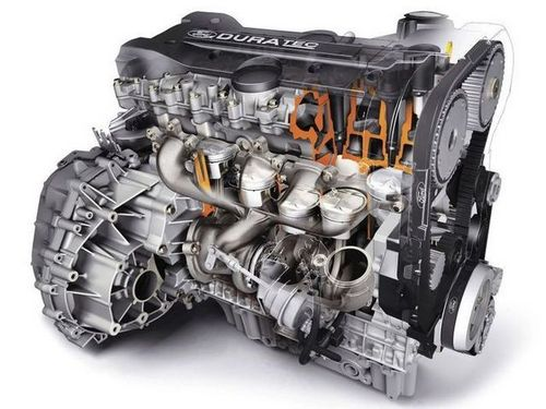 Двигатель внутреннего сгорания: характеристика