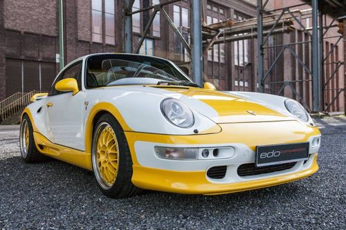 Edo competition освежил porsche 911 turbo s (993)