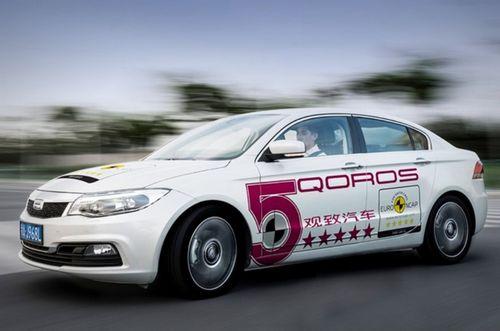 Европейцы начали покупать китайские машины по 21 000 евро