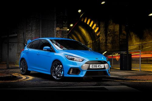 Ford focus rs от мастеров mountune