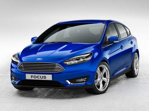 Ford привезет в женеву обновленный focus