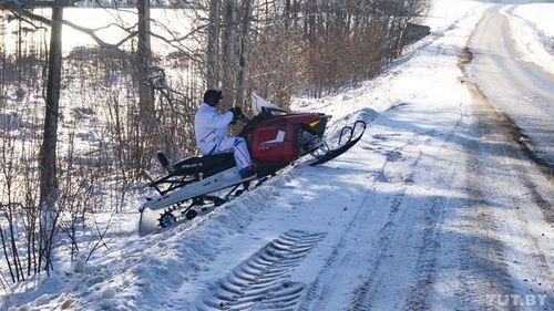 Гаи беларуси рассказала, как будут регистрировать снегоболотоходы и квадроциклы в 2018 году