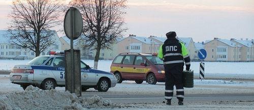 Гаи беларуси в выходные усилит контроль на дорогах