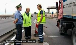 Гаи беларуси выявляет сонных дальнобойщиков