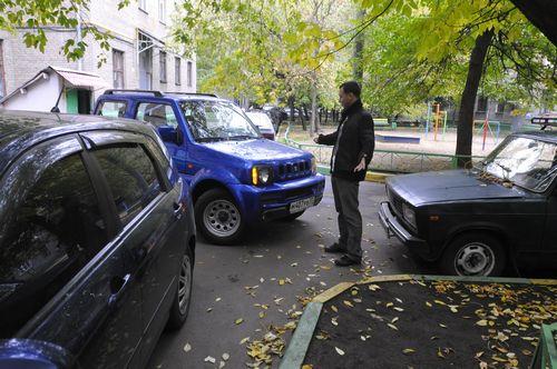 Гаи: фиксировать нарушение правил парковки будут через 5 минут после остановки