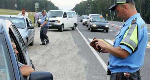 Гаи региона усиливает контроль за дорожным движением на сезон отпусков