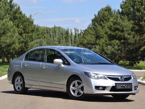 Honda остановила продажи новых civic sedan