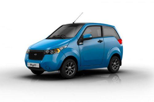 Индийская mahindra привезёт в европу недорогой электромобиль