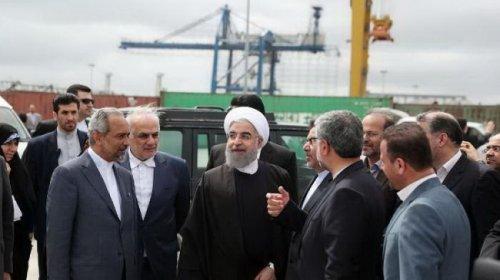 Иран открыл новый международный коридор через оманский залив - «транспорт»