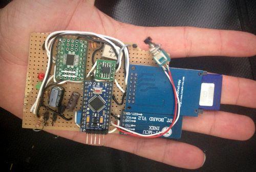 Испанцы изобрели дешёвое устройство для взлома автомобилей