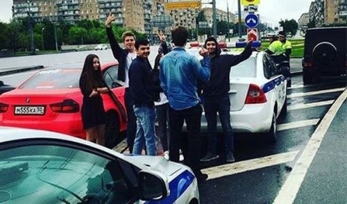 Якунин усмотрел слишком мягкое наказание для «золотой молодежи» загонки наgelandewagen - «транспорт»