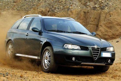 Элегантный авто alfa romeo 156