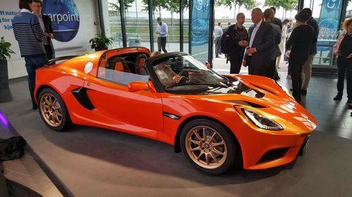 Электрический спорткар detroit electric sp:01 можно будет купить в украине