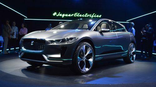 Электромобиль jaguar i-pace будут выпускать в австрии