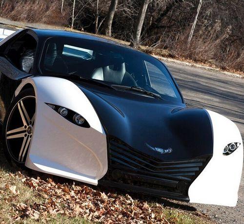 Канадская dubuc motors создаст электрический спорткар