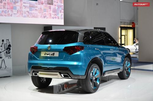 Китаец changan cs95 удивил франкфуртский автосалон