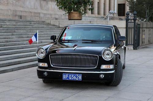 Китайцы выпустили машину за 800 тысяч долларов